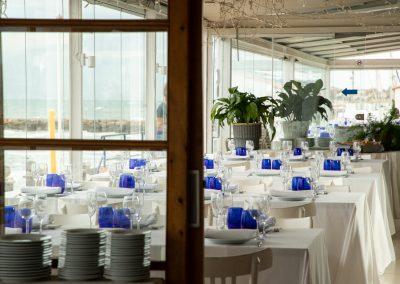Vista interior del Restaurant Pic Nic