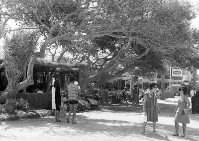 Passeig de Sitges anys 70