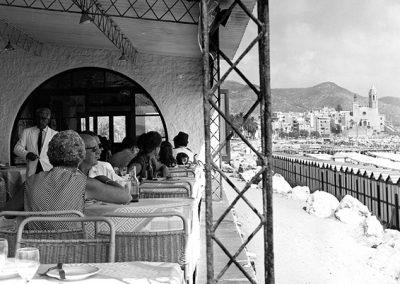 Restaurant Pic Nic anys 70