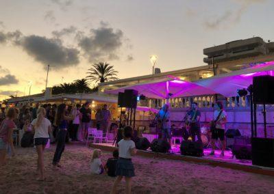Concert in Waipiqui, Pic Nic Sitges