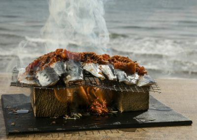 Pic Nic Grilled fish